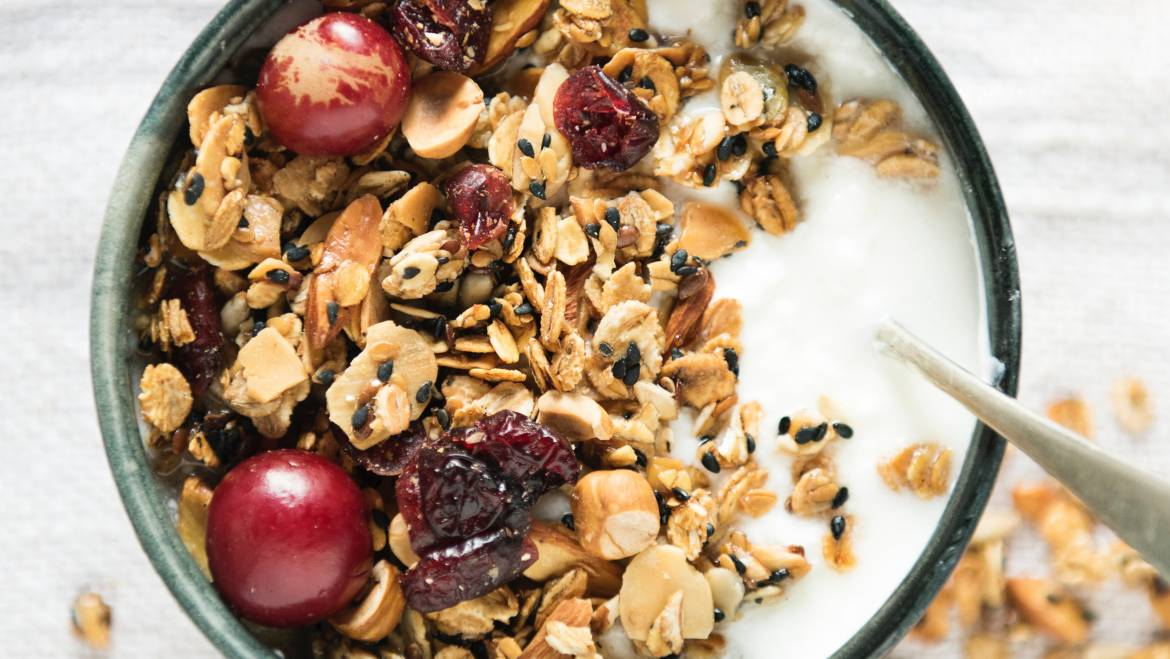 High Fibre Breakfast Ideas for People On The Go